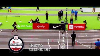 USA Track & Field, Inc. TV Spot, '2020 Indoor Championships Tickets' - Thumbnail 5