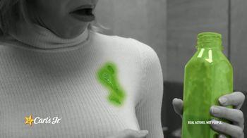 Carl's Jr. Beyond Breakfast Sandwiches TV Spot, 'Stop Drinking Plants' - Thumbnail 6