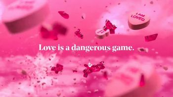 Helzberg Diamonds TV Spot, 'Valentine's Day: Love Is a Dangerous Game' - 3886 commercial airings