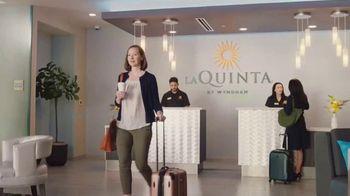 La Quinta Inns and Suites TV Spot, 'Tomorrow You Triumph: Awake' - Thumbnail 6