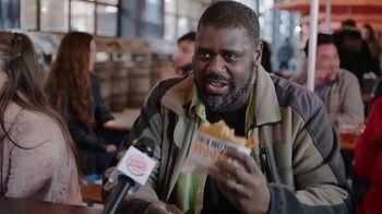 Burger King Cheddar Bacon King TV Spot, 'Real Cheddar' - Thumbnail 2