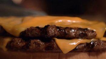 Burger King Cheddar Bacon King TV Spot, 'Real Cheddar' - Thumbnail 5