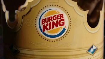Burger King Cheddar Bacon King TV Spot, 'Real Cheddar' - Thumbnail 9