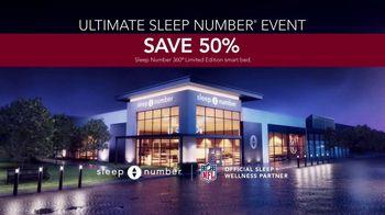 Ultimate Sleep Number Event TV Spot, '50 Percent' Featuring Dak Prescott - Thumbnail 8