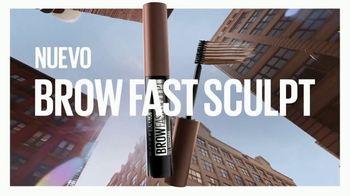Maybelline New York Brow Fast Sculpt TV Spot, 'Un paso' con Gigi Hadid [Spanish] - Thumbnail 9