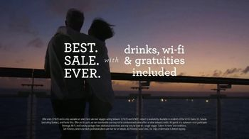 Princess Cruises Best Sale Ever TV Spot, 'Bringing People Closer' - Thumbnail 7