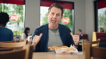Dairy Queen Chicken Strip Basket TV Spot, '23 Minutes to Myself'