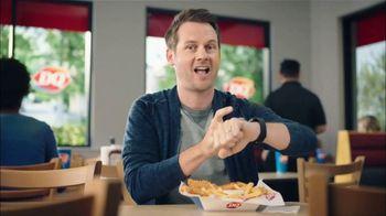 Dairy Queen Chicken Strip Basket TV Spot, '23 Minutes to Myself' - Thumbnail 2