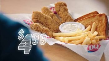 Dairy Queen Chicken Strip Basket TV Spot, '23 Minutes to Myself' - Thumbnail 3