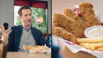 Dairy Queen Chicken Strip Basket TV Spot, '23 Minutes to Myself' - Thumbnail 6