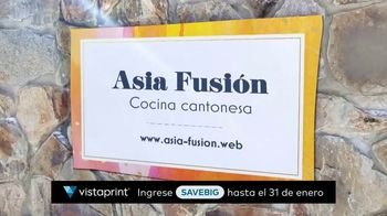 Vistaprint Venta Right Now TV Spot, 'Ahorrar a lo grande' [Spanish] - Thumbnail 6