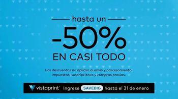 Vistaprint Venta Right Now TV Spot, 'Ahorrar a lo grande' [Spanish] - Thumbnail 7