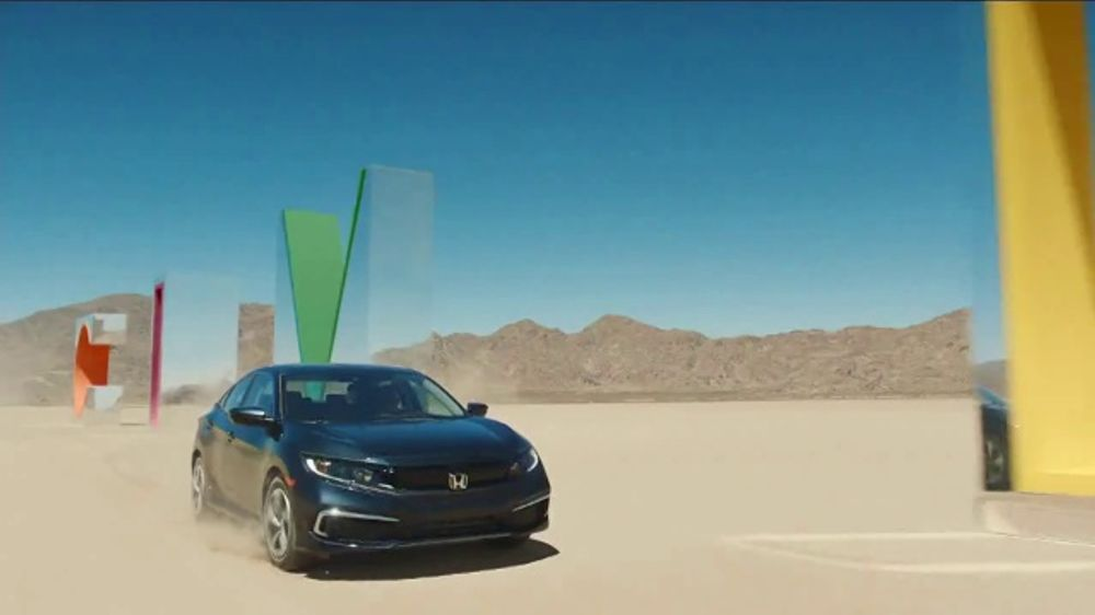 Honda Civic TV Commercial, 'The Road Before You' [T2]