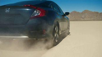 Honda Civic TV Spot, 'The Road Before You' [T2] - Thumbnail 1