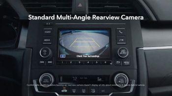 Honda Civic TV Spot, 'The Road Before You' [T2] - Thumbnail 6