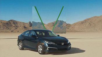 Honda Civic TV Spot, 'The Road Before You' [T2] - Thumbnail 7
