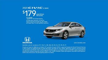 Honda Civic TV Spot, 'The Road Before You' [T2] - Thumbnail 8