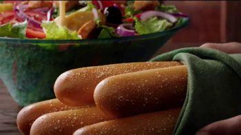 Olive Garden Never Ending Stuffed Pastas TV Spot, 'The Home of Never Ending' - Thumbnail 5