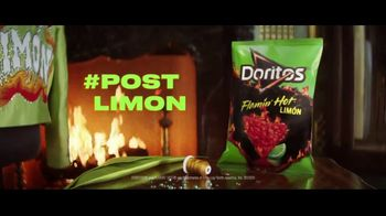 Doritos Flamin Hot Limón TV Spot, 'Post Limón' Featuring Post Malone - Thumbnail 9