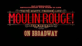 Moulin Rouge! The Musical TV Spot, 'On Broadway: Reviews' - Thumbnail 7