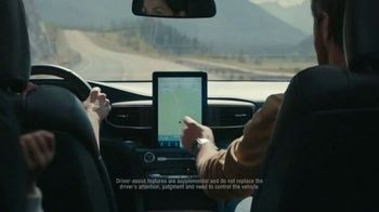2020 Ford Explorer TV Spot, 'Set a Course' [T1] - Thumbnail 2