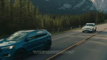 2020 Ford Explorer TV Spot, 'Set a Course' [T1] - Thumbnail 3