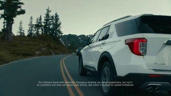 2020 Ford Explorer TV Spot, 'Set a Course' [T1] - Thumbnail 4