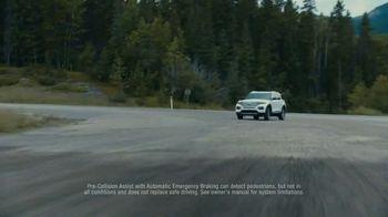 2020 Ford Explorer TV Spot, 'Set a Course' [T1] - Thumbnail 5