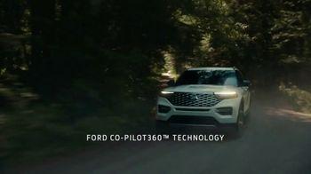 2020 Ford Explorer TV Spot, 'Set a Course' [T1] - 202 commercial airings