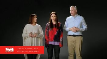 SafeAuto TV Spot, 'Karin, Carisa and Bill'