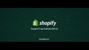 Shopify TV Spot, 'Supporting Independents Like CXBO' - Thumbnail 8