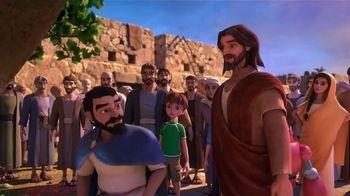 CBN Superbook TV Spot, 'Zacchaeus' - Thumbnail 7