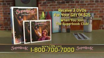 CBN Superbook TV Spot, 'Zacchaeus' - Thumbnail 4