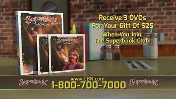 CBN Superbook TV Spot, 'Zacchaeus' - Thumbnail 5