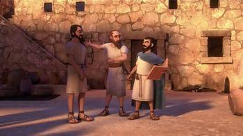 CBN Superbook TV Spot, 'Zacchaeus' - Thumbnail 6