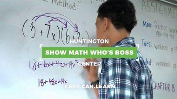 Huntington Learning Center TV Spot, 'Crush the SAT & ACT: $100' - Thumbnail 3