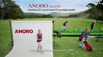 Anoro TV Spot, 'My Own Way: Golf: $0' - Thumbnail 2