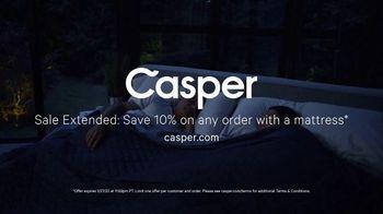 Casper Stay-In Sale TV Spot, 'Delivering Better Sleep: Extended' - Thumbnail 10