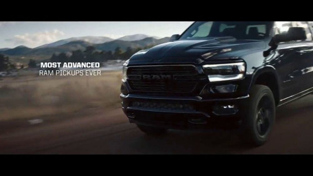 Ram Trucks TV Commercial, 'Lead From Within' Song by Kingdom 2 [T2]