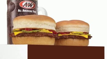 A&W Restaurants $5 Box TV Spot, 'A Big Deal' - Thumbnail 1