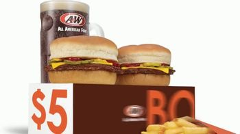 A&W Restaurants $5 Box TV Spot, 'A Big Deal' - Thumbnail 2