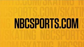 NBC Sports Gold Figure Skating Pass TV Spot, 'Every Jump' - Thumbnail 8