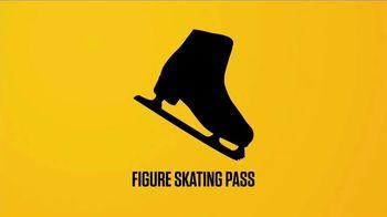 NBC Sports Gold Figure Skating Pass TV Spot, 'Every Jump' - Thumbnail 2