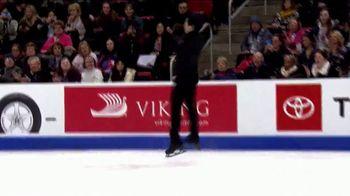 NBC Sports Gold Figure Skating Pass TV Spot, 'Every Jump' - Thumbnail 3