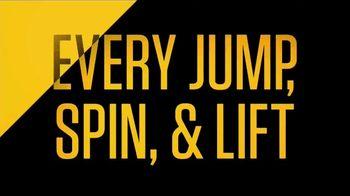 NBC Sports Gold Figure Skating Pass TV Spot, 'Every Jump' - Thumbnail 5