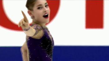 NBC Sports Gold Figure Skating Pass TV Spot, 'Every Jump' - Thumbnail 7