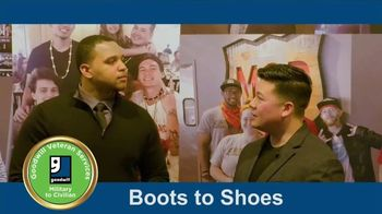 MOD Pizza: Boots to Shoes thumbnail
