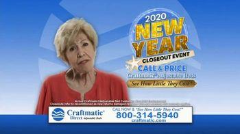Craftmatic 2020 New Year Closeout Event TV Spot, 'Crazy Mattress Lady' - Thumbnail 5