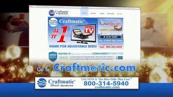 Craftmatic 2020 New Year Closeout Event TV Spot, 'Crazy Mattress Lady' - Thumbnail 9