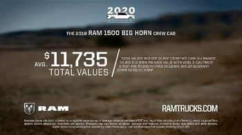 Ram Trucks 2020 Auto Show Event TV Spot, 'New Perspective' [T2] - Thumbnail 7